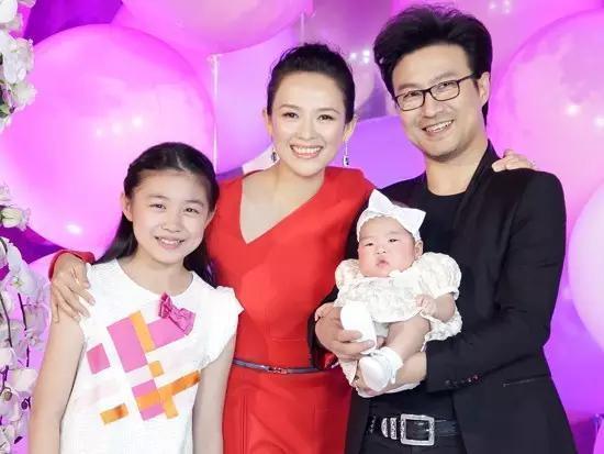 章子怡談到大女兒激動落淚,網友稱她為最美後媽