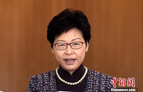 香港特首談改組「中策組」變「創新辦」:冀突破固有思維