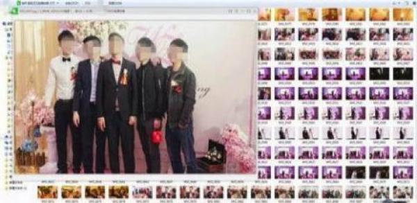 气炸!视频大全花万元拍夫妇照收到的全是新婚耍流氓的婚礼最新视频图片