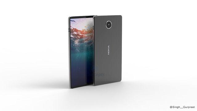 Nokia 11概念設計:前後都配有雙攝像頭