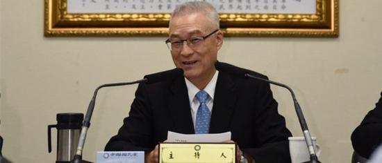 蔡當局清算國民黨黨產 吳敦義月月借錢給黨工發薪