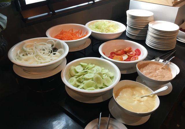 曼谷这家美食的酒店早餐基本都是自助餐美食种滤镜动美食图图片