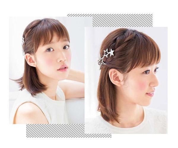新年扎发!首选这10款a丸子丸子头发型三七公主的发型头图片
