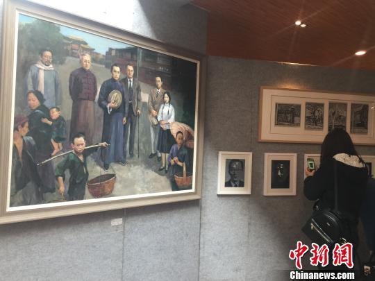 西南聯大舊址「聯大印記」開展 紀念建校80周年