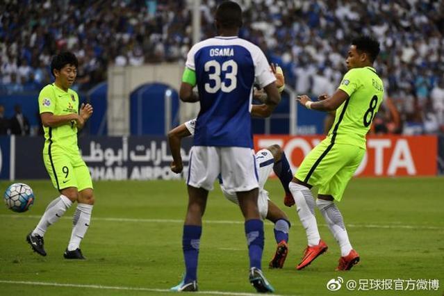 亞冠決賽-鋒霸7分鍾破門 阿爾希拉爾1-1浦和紅鑽
