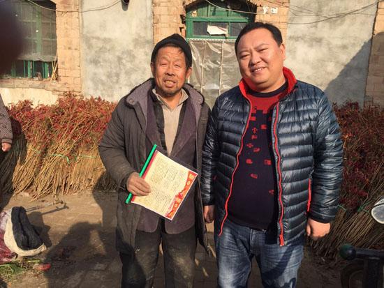 35歲的他,倒在精準扶貧第一線——追憶棗強縣唐林鄉任毛莊村扶貧工作隊隊長張洪濤