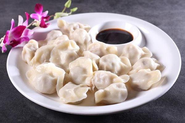 代表--最饺子中国美食文化屋雨怎么样雨美食图片