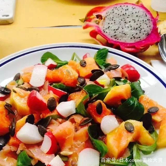 红薯、淀粉、生姜…听说日本现在流行这样敷脸魔芋粉牛蒡图片