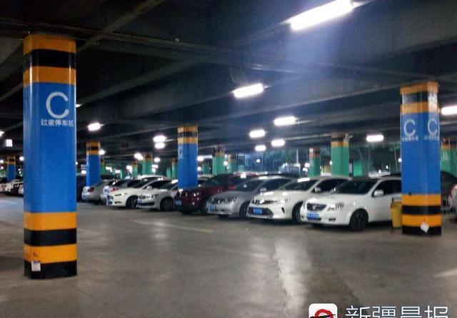 方便了!烏魯木齊機場設200個過夜停車位,遮風擋雨收費不變