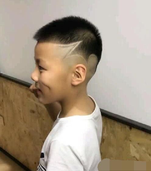 最酷小男生大全学生!发型过年了,快给你家孩子v大全马上发型高中被的不图片