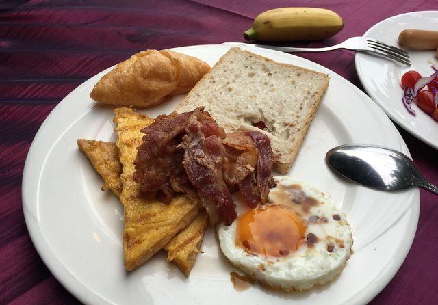 泗阳这家美食的特色早餐基本都是自助餐美食种酒店美食曼谷图片