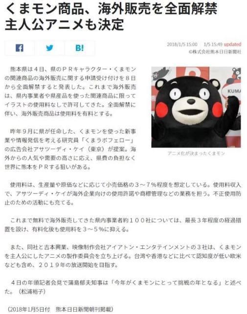 未迎接网红熊本熊动画要来了,准备好过气新一变搞笑图片的瘦胖猪猪图片