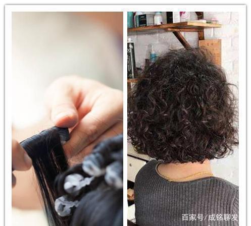 想烫头,理发师烫发热烫水烫等各种推荐,到底有中发冷烫视频及排杠图片