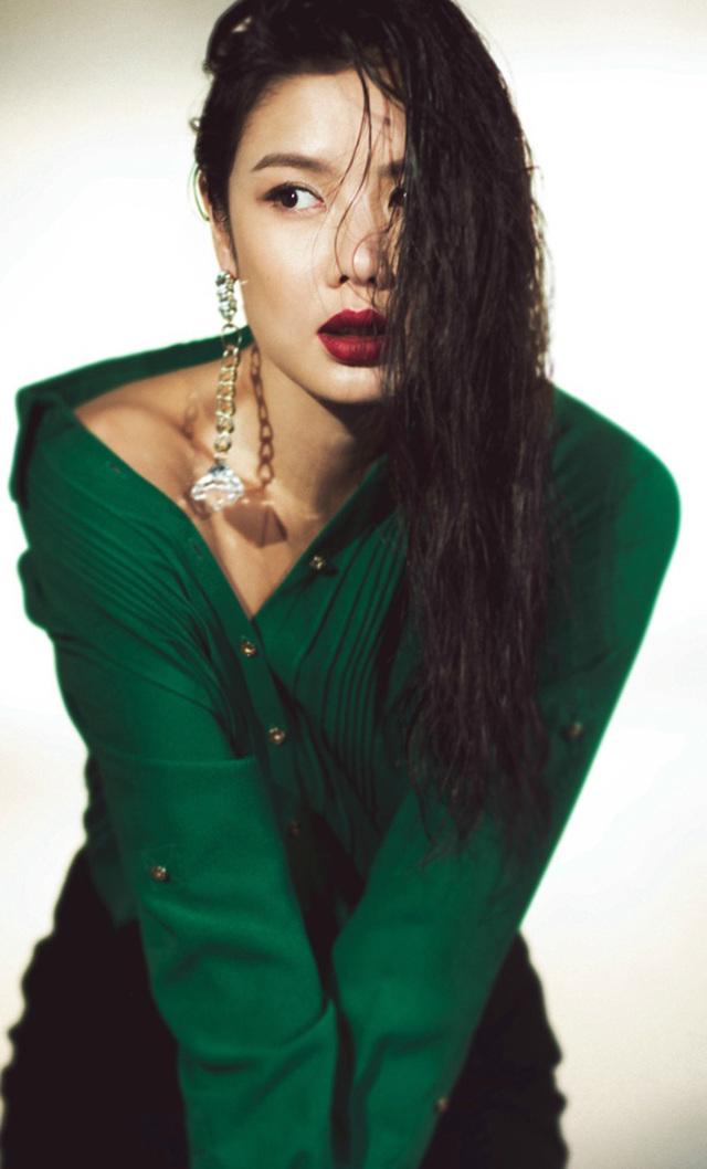 超级好女星香港身材乐基儿秀性感写真洞丸病毒性m咳对久太久管用v女星图片