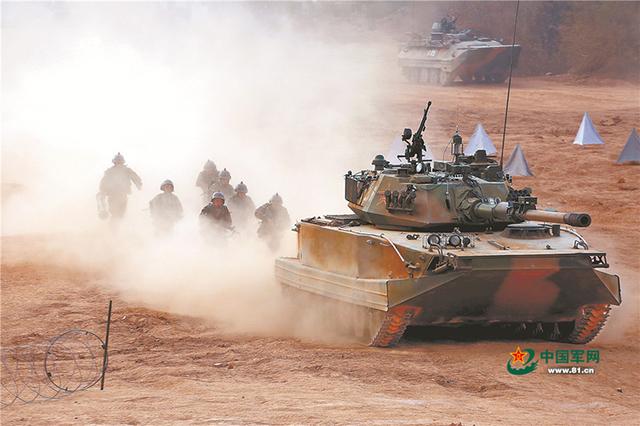 新年開訓,陸軍找準新時代練兵備戰發力點