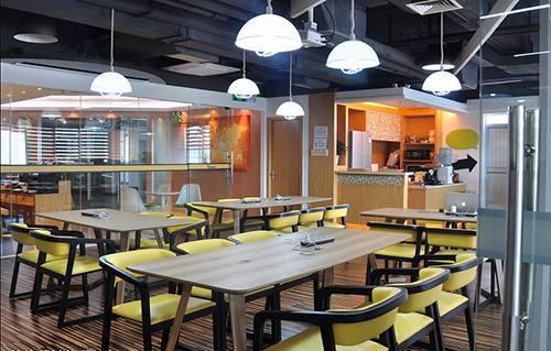办公室就是间装修设计得够气派,我茶水想西安建筑设计研究院官网图片