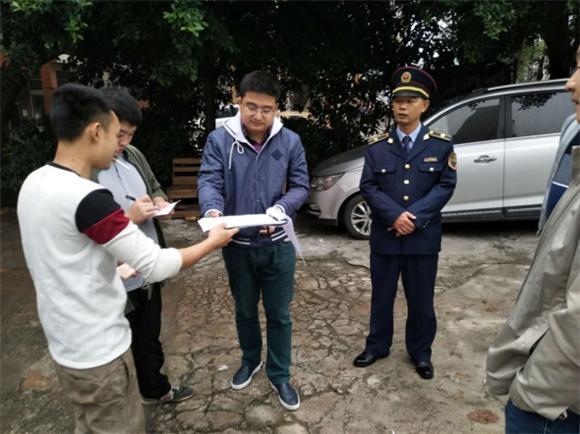 九龍坡區多部門開展聯合執法行動 加強對城區洗車場規範管理