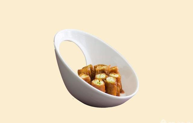 鸡蛋上的舌尖--广灵豆宴做成摊美食的皮能什么美食图片