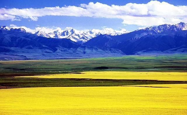新疆旅游攻略:新疆旅游必去的攻略,你去过几个景点诺斯卡图片