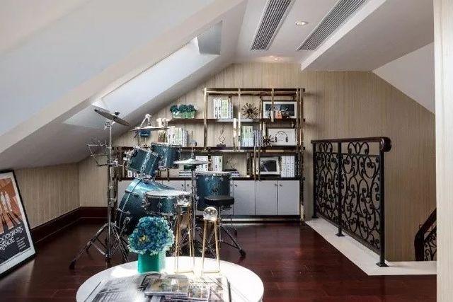 室内设计案例分析乡村自建房屋内设计图图片
