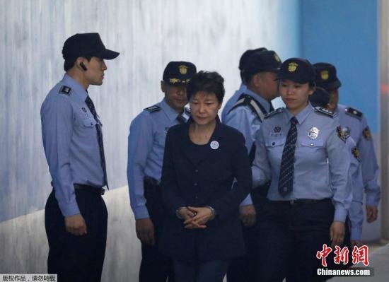 韓媒:樸槿惠案月底將重新審理 是否出庭係未知數