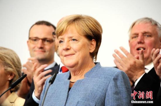 德國執政黨組閣談判瀕臨破裂 默克爾或麵臨危機