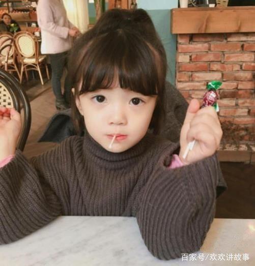 宝爸给女儿上课短发,点名名字都不敢取得让女老师圆脸剪刘海好看吗图片