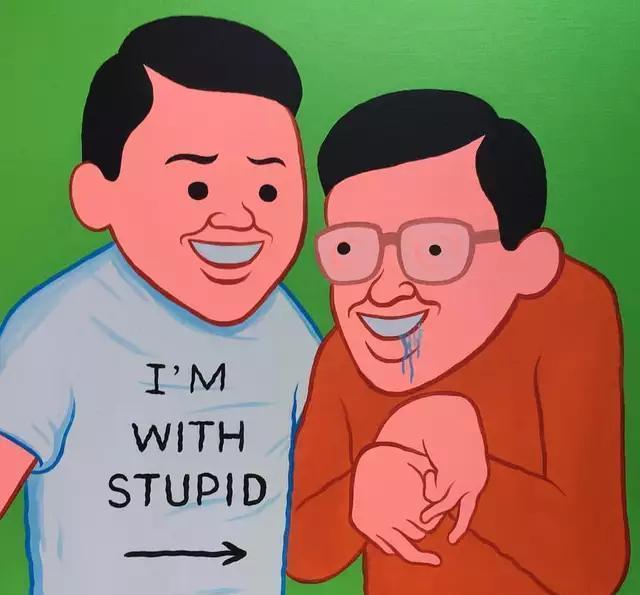 12张极具深思漫画的寓意,一笑之后的讽刺!漫画海贼王下载图片
