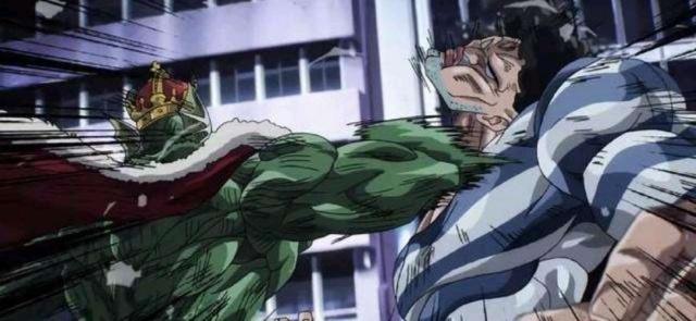 一拳硬汉:跑偏的超人,一座囚犯,他心中有着性感斯凯勒性感斯塞缪尔图片