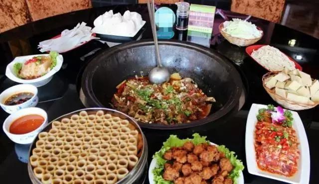 榆林豆腐你知道几家,这条天下让你全知道美食美食消息图片