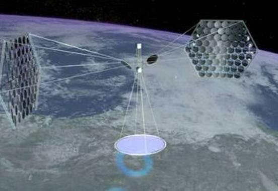 中國有望建成世界首個有實用價值的空間太陽能電站