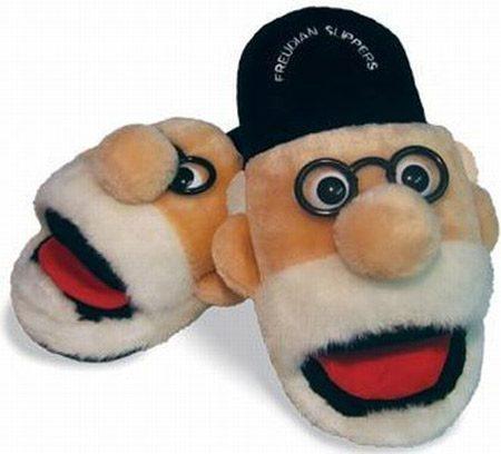 10款最有创意的疯狂棉鞋