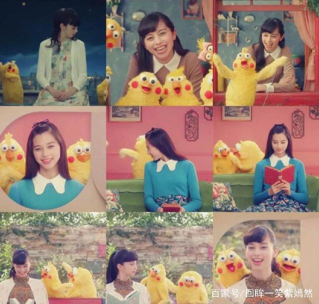原来日本版的Angelababy仙女她!九头身美女2就是表情包呼唤图片