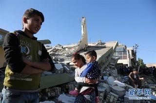 兩伊邊境強震造成至少454人死亡