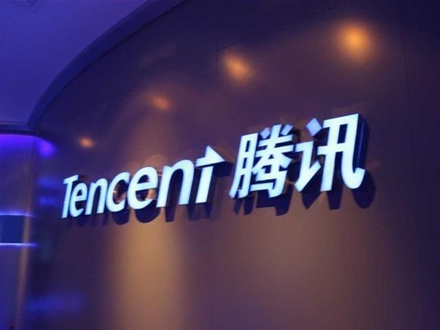 騰訊公司市值超4900億美元:成亞洲最高