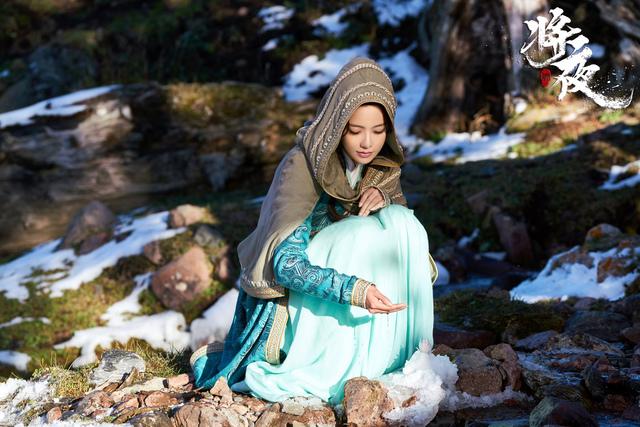 黃一琳出演《將夜》飾陸晨迦 身騎白馬英姿勃發