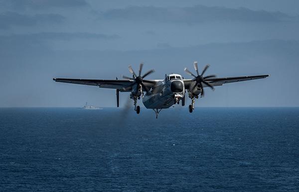 美國海軍第七艦隊確認墜毀軍機失蹤人員身份:係航母服役軍人