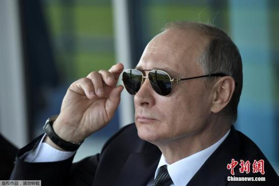 """普京:2017年是""""成功的一年"""" 俄經濟走出衰退"""