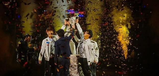 ag电子游戏哪个容易赢:QG又夺一冠!这支队伍到底有多强?
