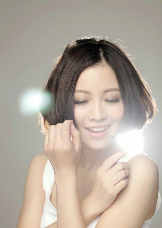 姚贝娜--一个爱唱歌的名字、一个用生命唱歌的韩女生的好听女孩图片