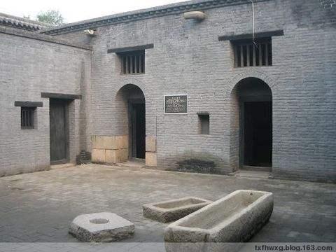 苏三故事的监狱中小学雾放假霾图片