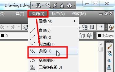 cad2014版的多线命令?使用?cad的工作怎么样制图图片