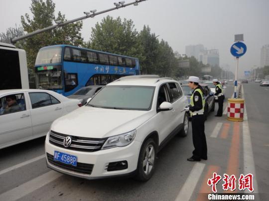 河北預計2018年元旦假期進出京車流量將達90萬輛左右