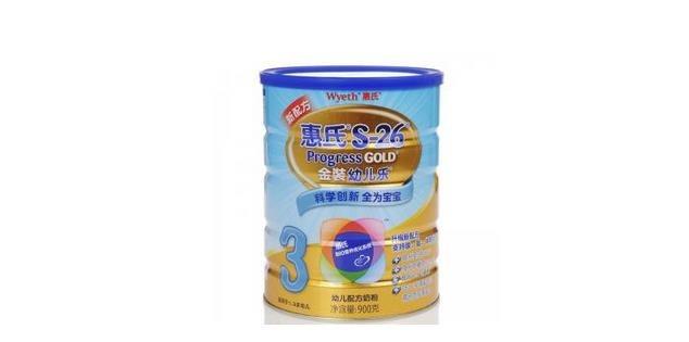 惠氏金装奶粉三段有白砂糖罗汉果甙v图片