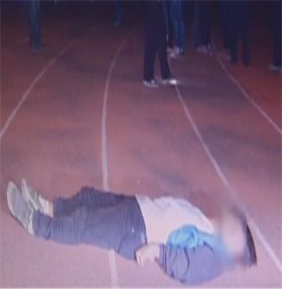 由高中生跑步想到猝死的,弱不禁风是好高中学生宁夏水平考试学业图片