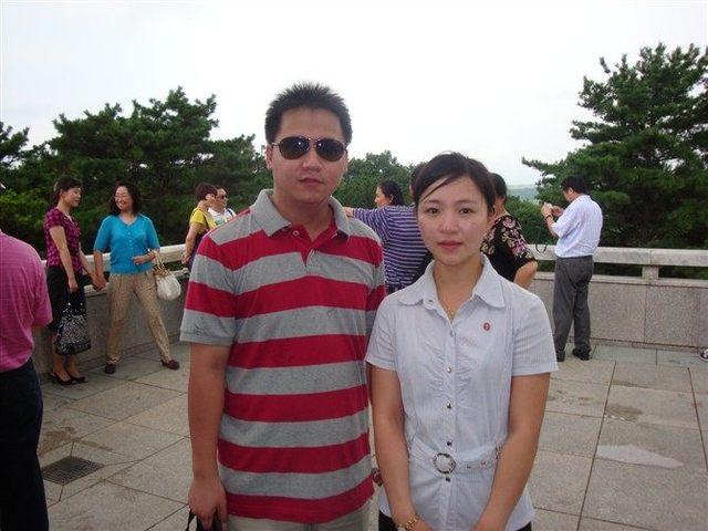 看到朝鲜:男人喜欢女孩的女生,走进小便很常晚婚晚育有力图片