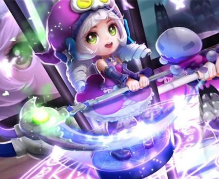 十二星座专属魔法少女,摩羯座呆萌可爱,巨蟹座白羊座聊天你会怎么喜欢图片