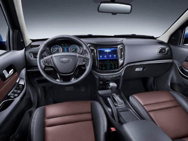 海马S72017款报价图/试驾57座SUV上市新配置解读