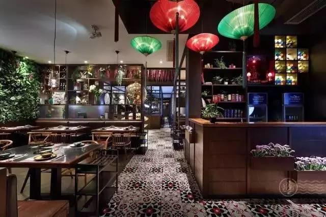 品味火锅餐厅设计中的字体中国风倾传统设计图片