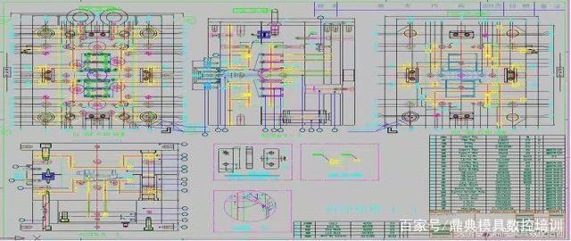 鼎典v塑料最新塑料模具设计培训课程大纲-昆山城市光绘制作图片